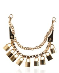 DSquared² - Metallic Multi Locks Metal Pocket Chain for Men - Lyst
