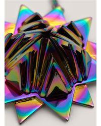 Eddie Borgo | Multicolor Eden-flower Necklace | Lyst