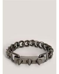 Eddie Borgo | Metallic Flip Latch Bracelet | Lyst