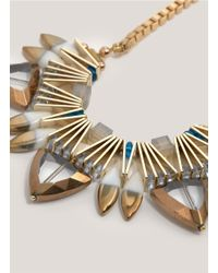 Scho - Multicolor Shalom Complex Necklace - Lyst