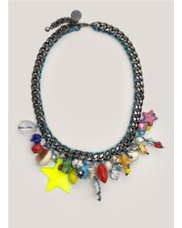 Venessa Arizaga | Multicolor Tijuana Hangover Necklace | Lyst