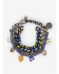 Venessa Arizaga - Multicolor 'turkey & Stuffing' Bracelet - Lyst