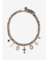 Venessa Arizaga - Multicolor 'heat Wave' Necklace - Lyst
