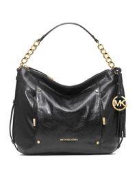 ecd0a148c507 ... wholesale michael kors. womens black large devon chain shoulder bag  71521 bc494
