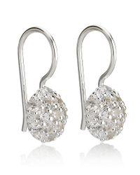 Thomas Sabo | Metallic Medium Ball Drop Earrings | Lyst