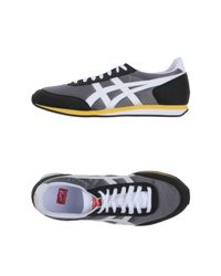 Onitsuka Tiger - Black Sneakers for Men - Lyst