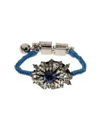 Shourouk | Blue Bracelets | Lyst