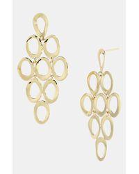 Ippolita | Yellow 18k Gold Cascade Earrings | Lyst