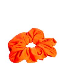 ASOS | Orange Jersey Scrunchie | Lyst