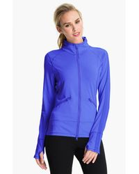 045e8782f5c Zella Streamline Jacket in Blue