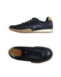 Kickers - Black Trainers - Lyst