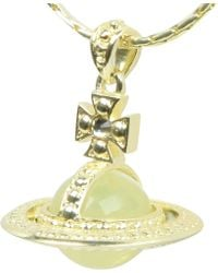 Vivienne Westwood - Metallic Candy Orb Pendant Necklace - Lyst