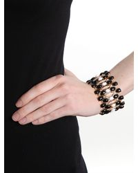 BaubleBar | Black Ebony Tasha Bangle | Lyst