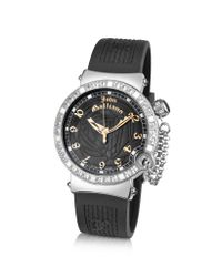 John Galliano | Black L'Elu - Ladies' Jeweled Stainless Steel Dress Watch | Lyst