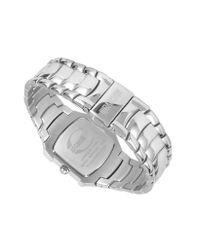 Just Cavalli | Jc Logo - Crystal Black Dial Bracelet Watch | Lyst