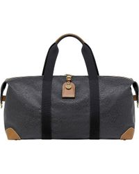 Mulberry | Black Medium Clipper Holdall for Men | Lyst