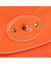 UGG   Orange Brooklyn Messenger Bag   Lyst