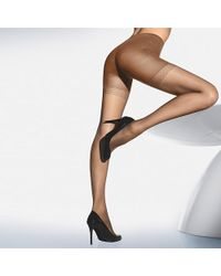 Wolford - Pink Synergy Push-up Tights - For Women - Lyst