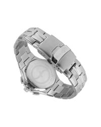 Zoppini - Metallic Zo Dark - Carbon Fiber & Stainless Steel Band Ring for Men - Lyst