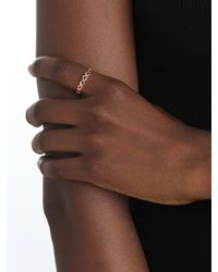 BaubleBar - Pink Eternity Heart Ring - Lyst