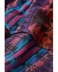 TOPSHOP - Multicolor Moroccan Wrap Pelmet Skirt - Lyst