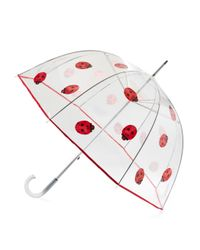 ModCloth | Metallic Ladybug Out Umbrella | Lyst
