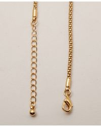 Forever 21 | Metallic Faux Marble Disc Collar Necklace | Lyst