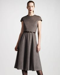The Row | Gray Aline Dress | Lyst