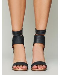 Free People - Black Moon Heel - Lyst