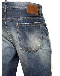 DSquared² - Blue Big Deans Bro Mississippi Denim Shorts for Men - Lyst
