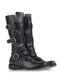 Fiorentini + Baker | Black Boots | Lyst