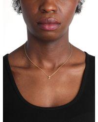 BaubleBar   Metallic Crystal Raja Body Necklace   Lyst