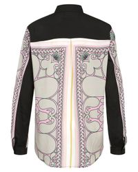 Clover Canyon - Pink Candy Car Print Shirt - Lyst