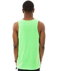 995fa59decaad Lyst - Hurley The Premium Pocket Knit Tank Top in Green for Men