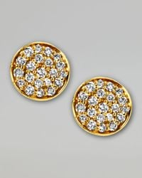 Ippolita | Yellow Stardust Mini Diamond Stud Earrings | Lyst