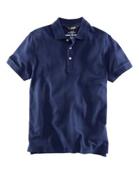 H&M | Blue Polo Shirt for Men | Lyst