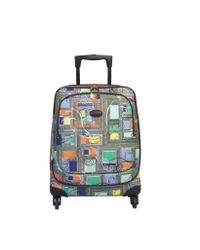 Bric's | Metallic Fv Frames Medium Trolley | Lyst
