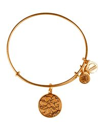 ALEX AND ANI | Metallic Mom Bangle | Lyst