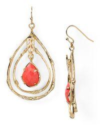 Kendra Scott | Metallic Cypress Earrings | Lyst