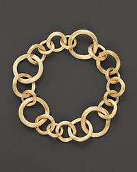 Marco Bicego - 18k Yellow Gold Bracelet - Lyst