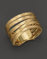 Marco Bicego | Metallic 5 Strand Jaipur Gold Ring | Lyst