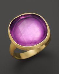 Marco Bicego | Yellow Jaipur Amethyst Ring | Lyst
