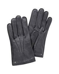 Mulberry | Gray Formal Gloves | Lyst