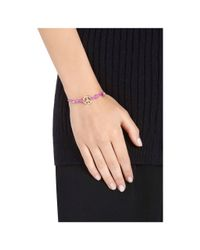 Mulberry - Pink Peace Friendship Bracelet - Lyst