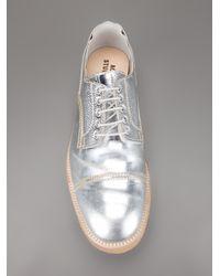 Acne Studios | Metallic Askin Shoe for Men | Lyst