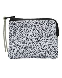 Acne Studios - White Textured Pouch for Men - Lyst