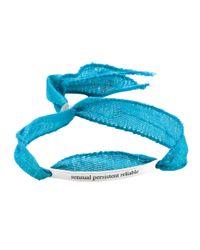 Bjorg | Blue Magick Moons Bracelet | Lyst