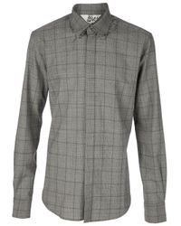 Blaak | Gray Glencheck Shirt for Men | Lyst
