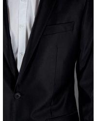 Dolce & Gabbana - Black Slim Fit Suit for Men - Lyst