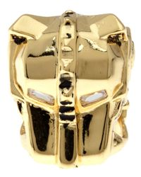 Han Cholo - Metallic Lioness Ring for Men - Lyst